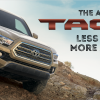 The All New Rugged Tacoma